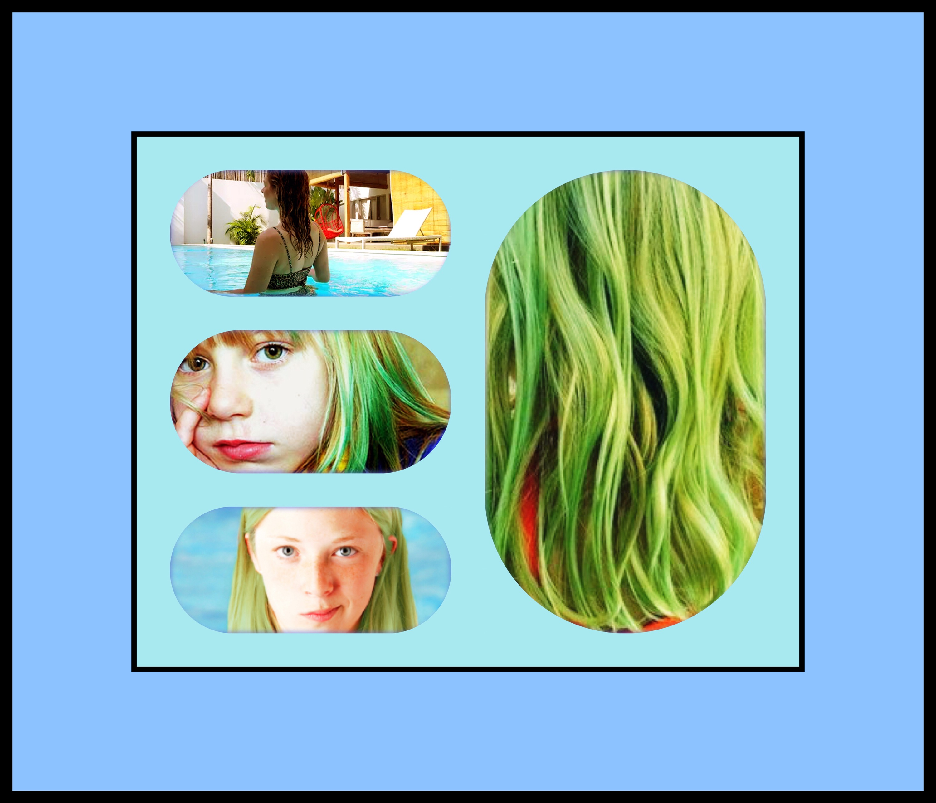 How To Prevent Or Remove Green Color From Blond Hair Caused By