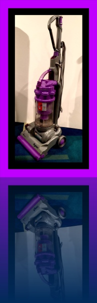 My old Dyson vacuum