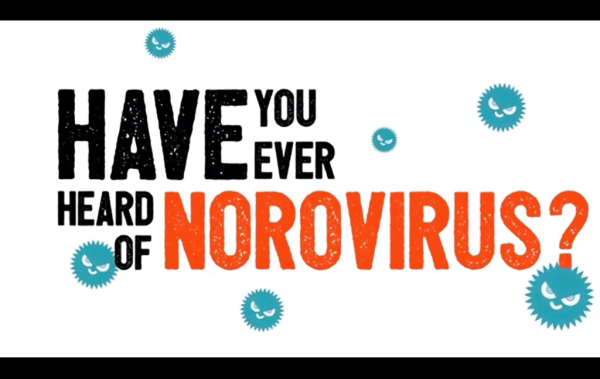 The CDC'S video on Norovirus