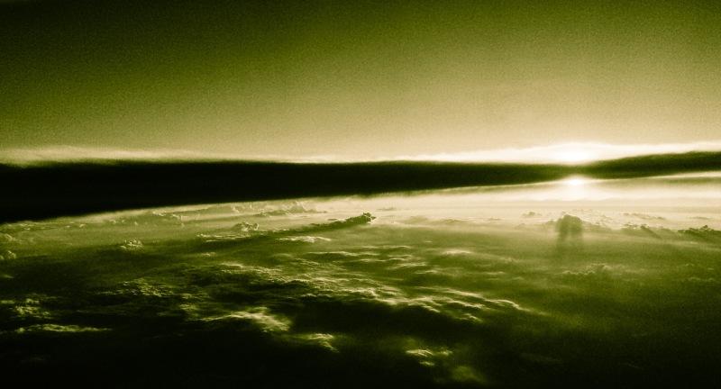 Fav airplane cloud shot